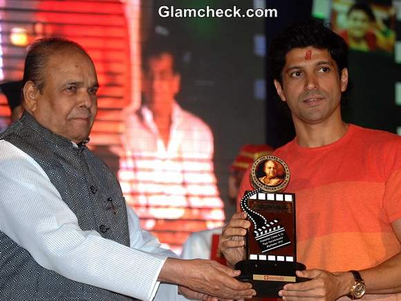 Farhan Akhtar received the Best Actor Male award for his performance in the film Bhaag Milkha Bhaag