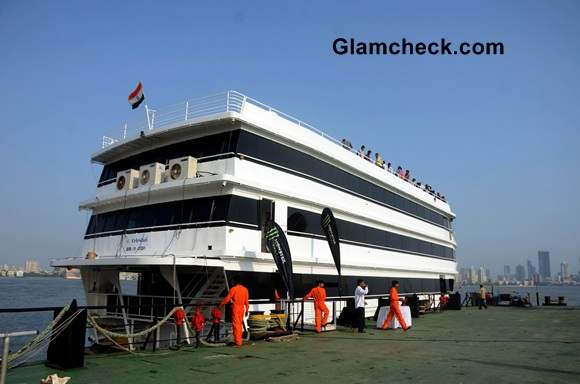 Floating Restaurant AB Celestial Launched in Mumbai