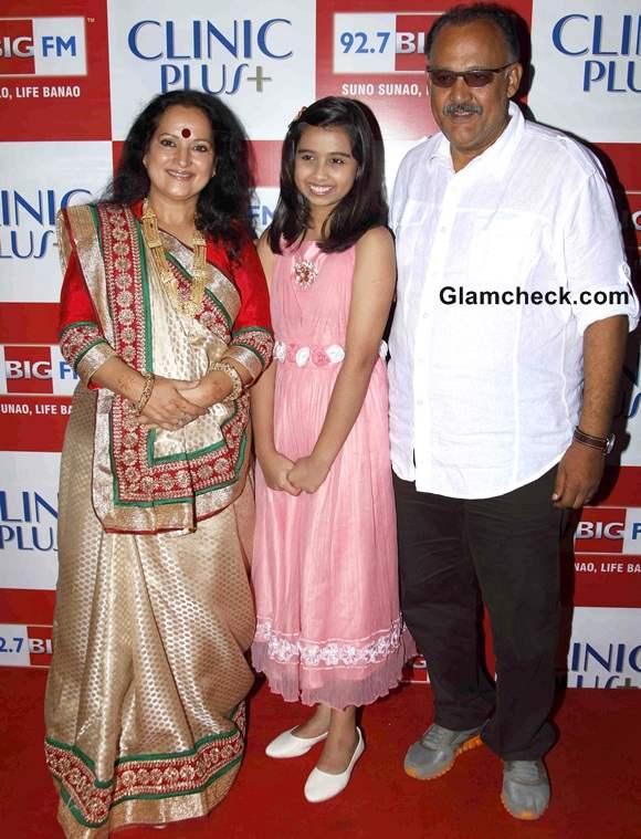 Himani Shivpuri Alok Nath and television child actor Sparsh Khanchandani
