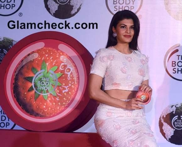 Jacqueline Fernandez at Body Shop Event