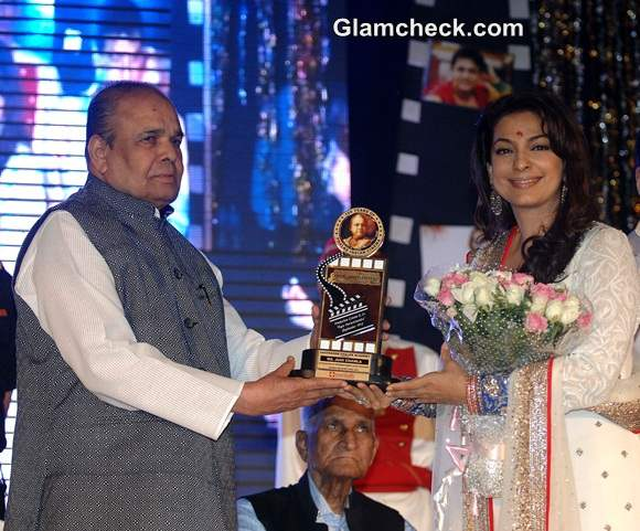 Juhi Chawla received the Best Best Actress Female for her performance in the film Gulab Gang