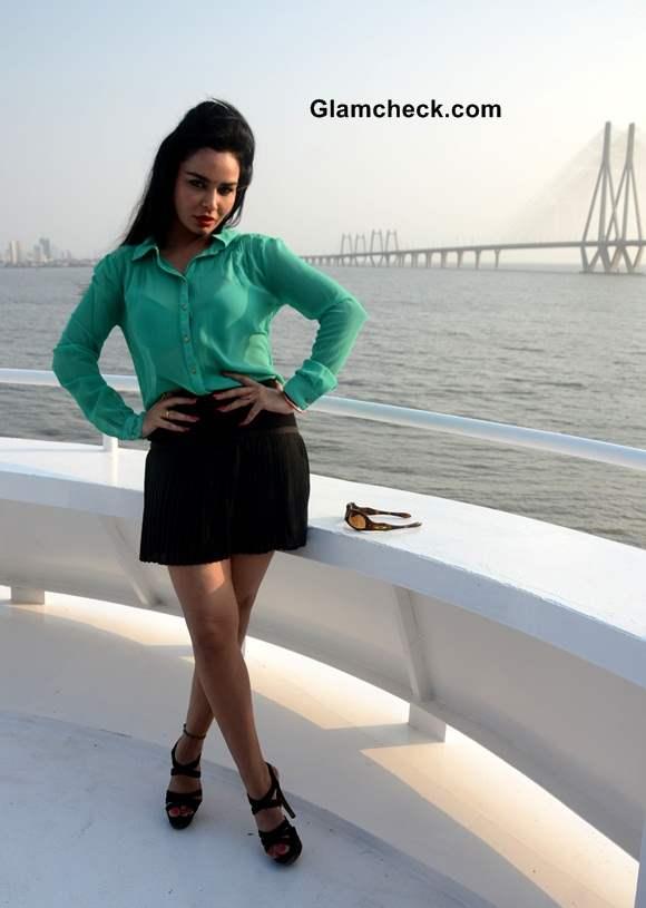 Kavita Verma Floating Restaurant AB Celestial Launch Mumbai