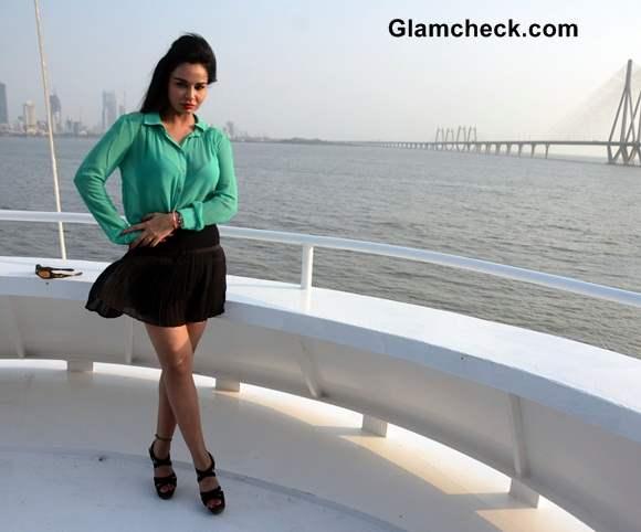 Kavita Verma Floating Restaurant AB Celestial Launch in Mumbai