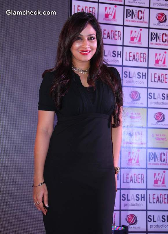 Pakhi Hegde in Leader