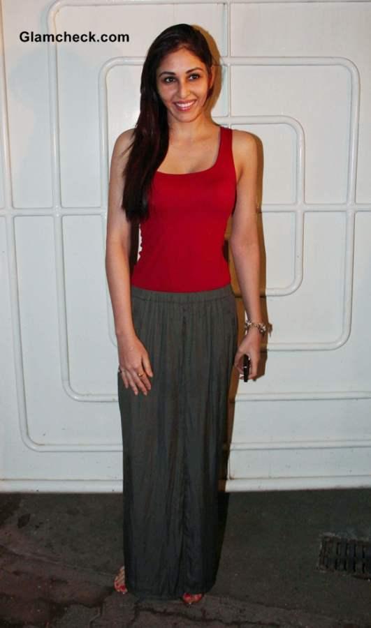 Pooja Chopra at Special Screening of Kuku Mathur Ki Jhand Ho Gayi