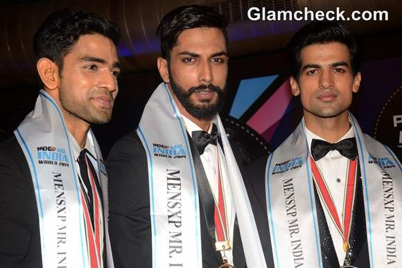 Pratik Jain Wins Provogue Men Mr. India 2014