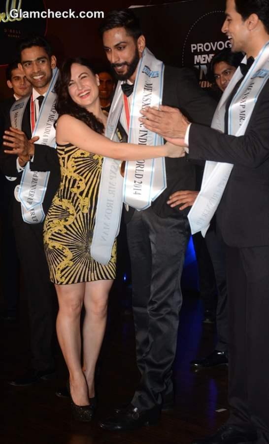 Pratik Jain Wins Provogue Mr India 2014