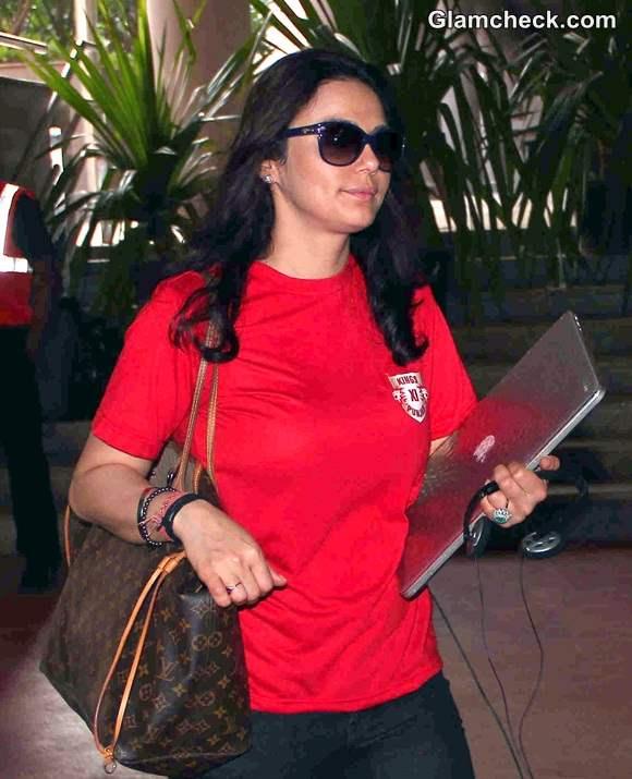 Preity Zinta 2014