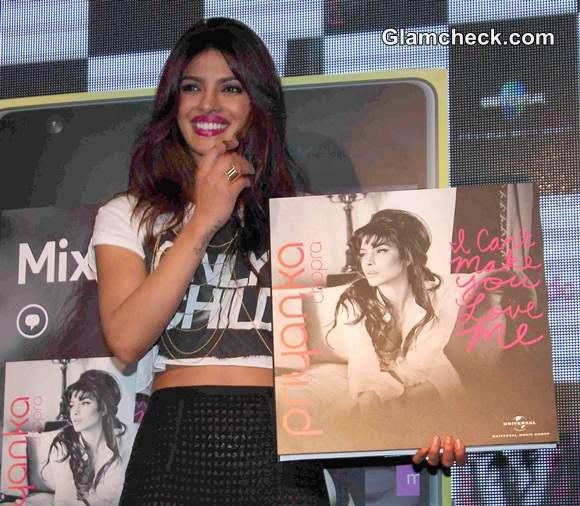 Priyanka Chopra New Single Launch