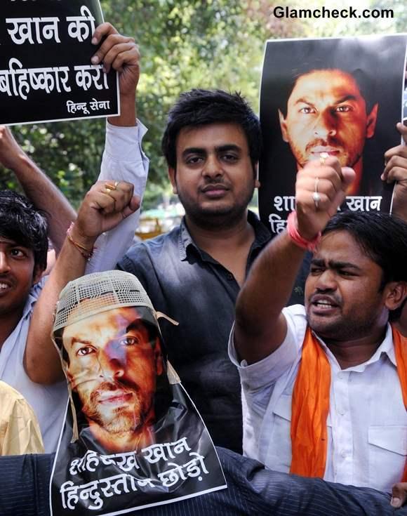 Protest Shahrukh Khans Alleged Anti-Modi Tweet