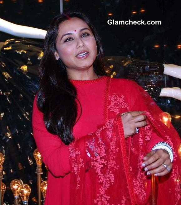 Rani Mukherjee 2014 pictures