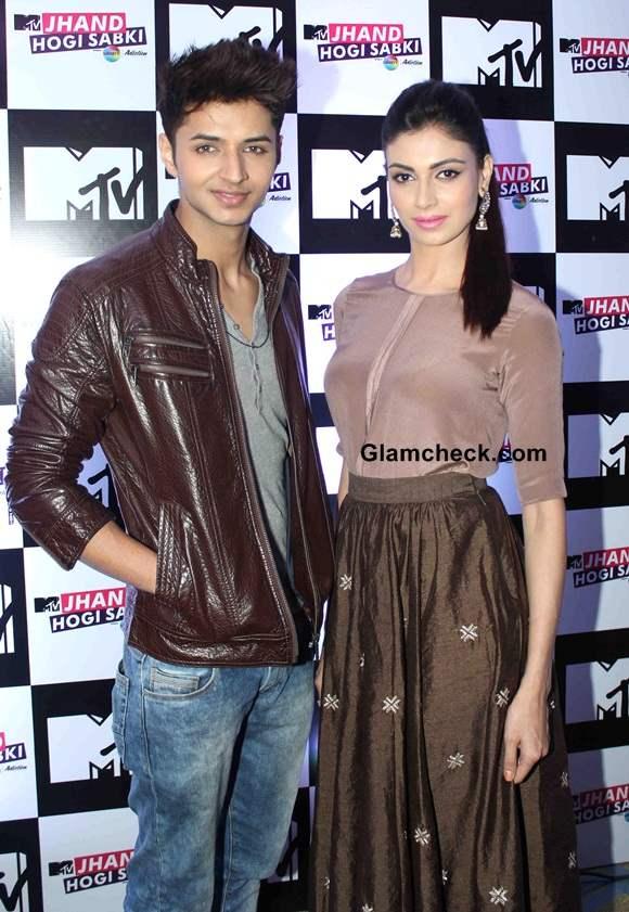 Siddharth Gupta and Simran Kaur Mundi launch MTVs Jhand Hogi Sabki