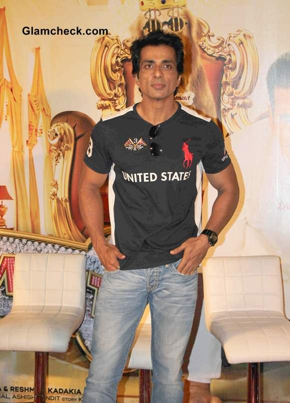Sonu Sood at Its Entertainment Trailer