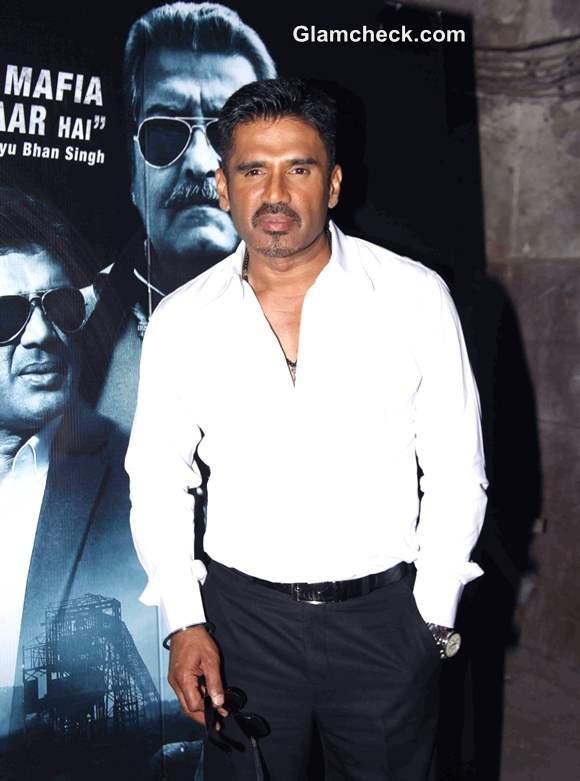 Suniel Shetty in Koyelaanchal