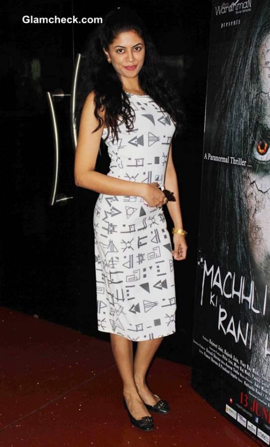 Television actor Kavita Kaushik