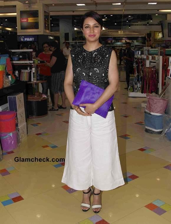 Tisca Chopra in AM-PM