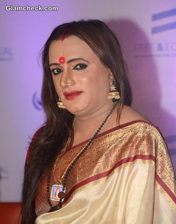 Transgender rights activist Laxmi Tripathi