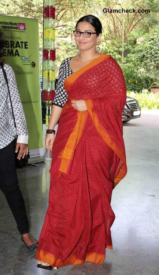 Vidya Balan at Celebrate Cinema Festival 2014 Inaguration