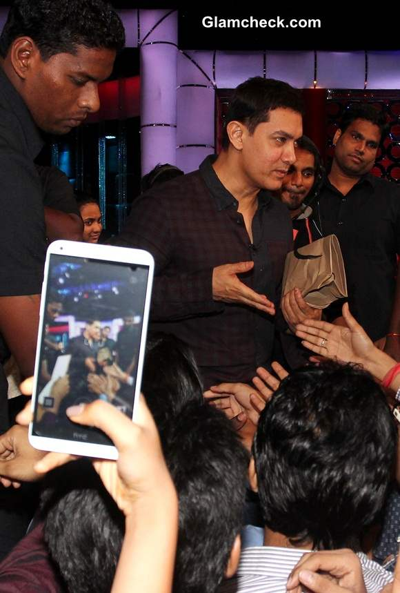 Aamir Khan at Documentary Chale Chalo Launch