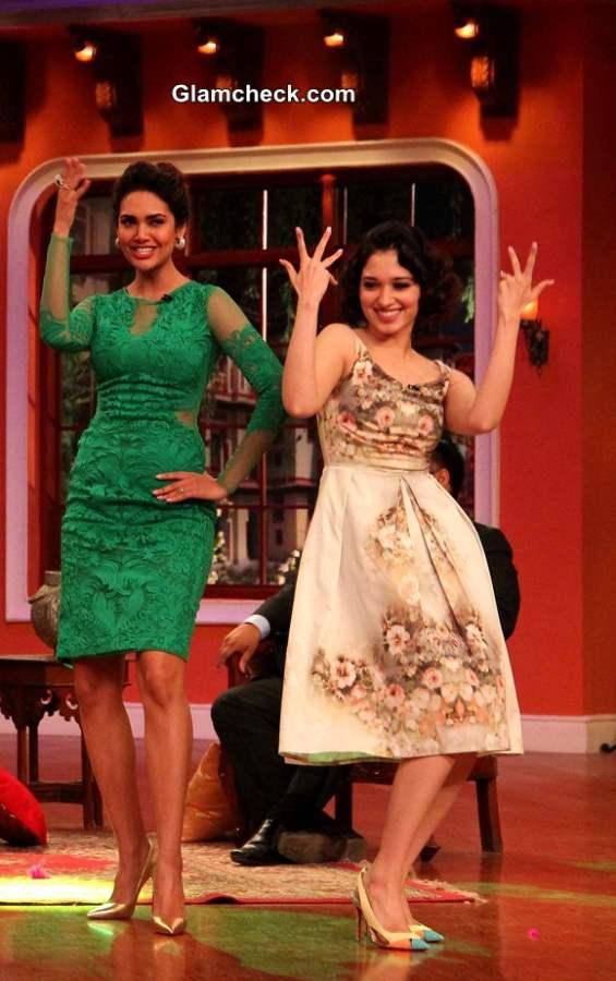 Actress in movie Humshakals 2014