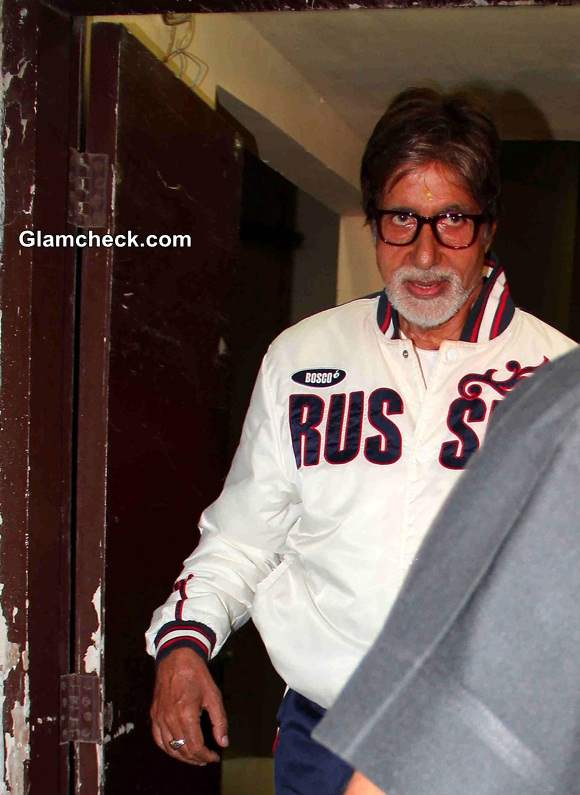 Amitabh Bachchan 2014 Pictures