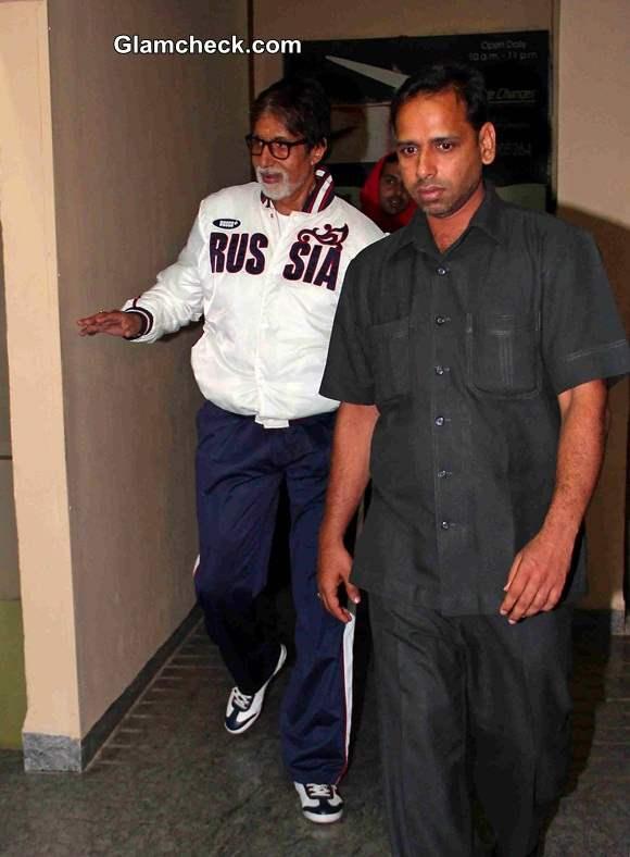 Amitabh Bachchan 2014