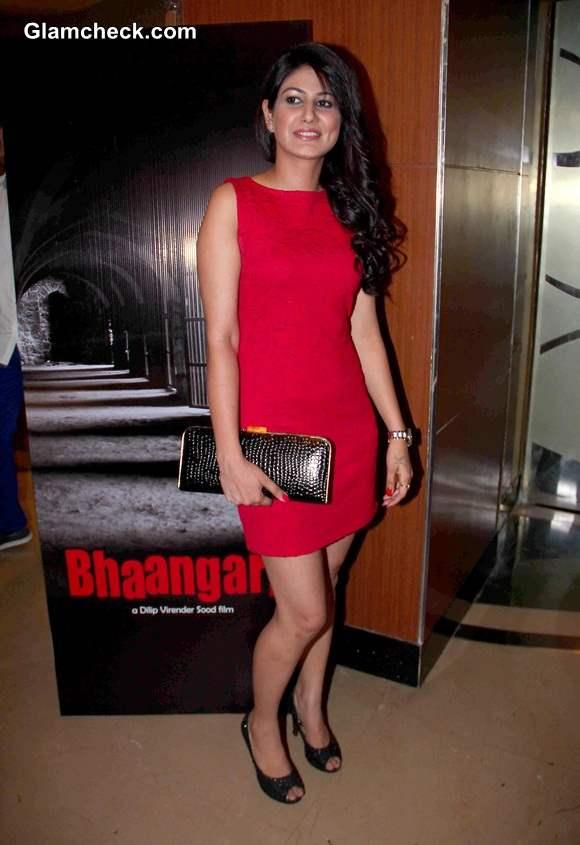 Aneet Kaur in Bhangarh Movie