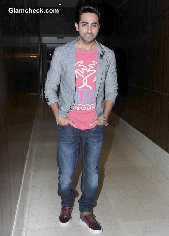 Ayushmann Khurrana at Indias Best Cinestars Ki Khoj Season 3 Launch