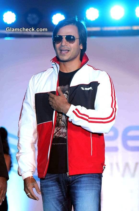 Brand Ambassador of Zeel Rainwear Vivek Oberoi