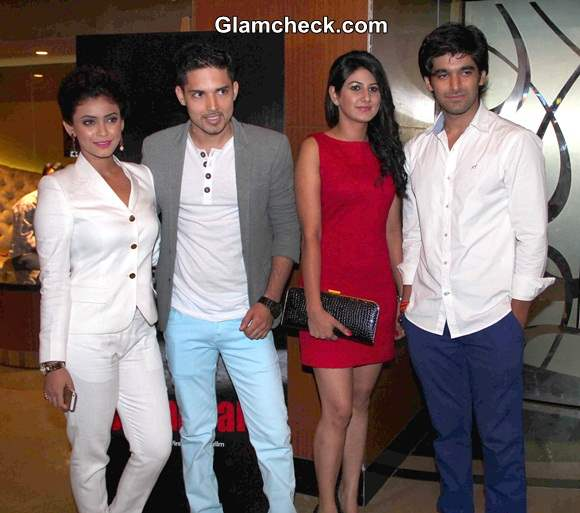 Cast of Bhangarh Launch Films First Look