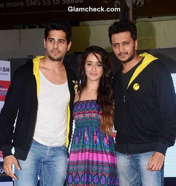 Cast of Ek Villain Promote Film in Mumbai