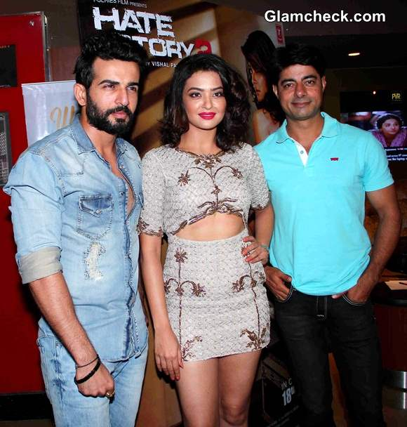 """Real Movie Trailer Avatar 2: Cast Of """"Hate Story 2"""" Launch Trailer In Mumbai"""