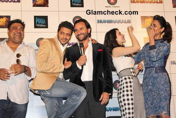 Cast of Humshakals