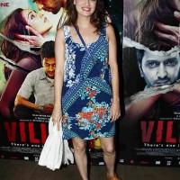 Dia Mirza at Special Screening of Ek Villain