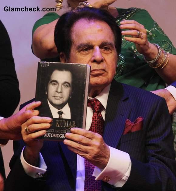 Dilip Kumar Autobiography Launch