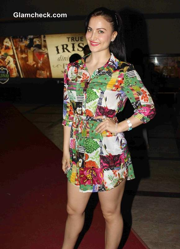 Elli Avram at The World Before Her Premiere