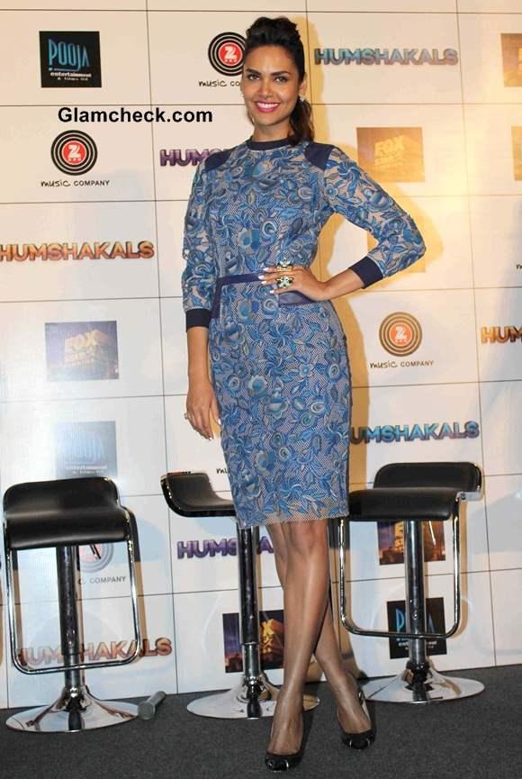 Esha Gupta 2014 Humshakals