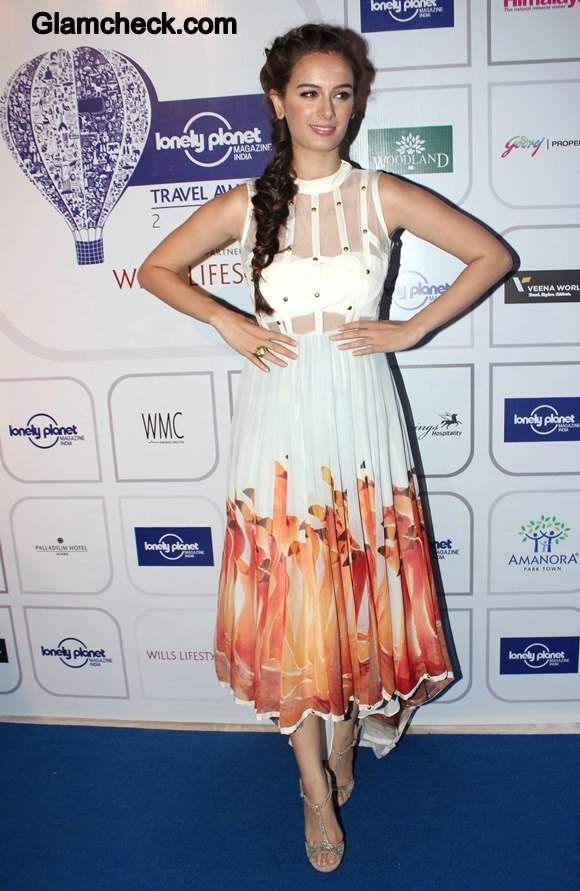 Evelyn Sharma at Awards Show