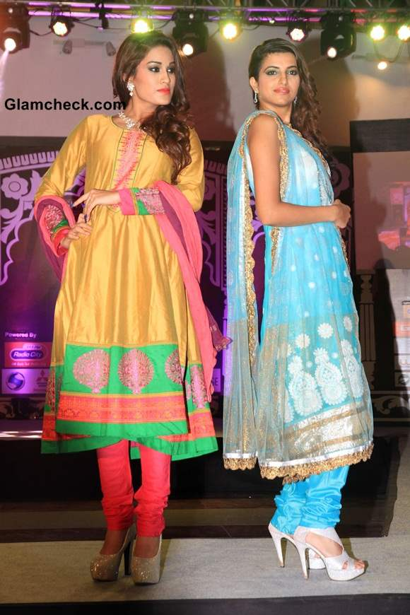 Geetanjali Indian Wedding Couture Show 2014