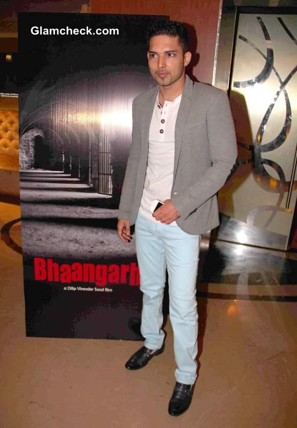 Herry T in Bhangarh Movie