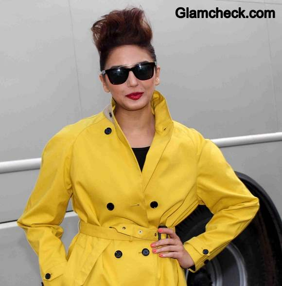 Huma Qureshi Shoots for Femina Magazine Cover
