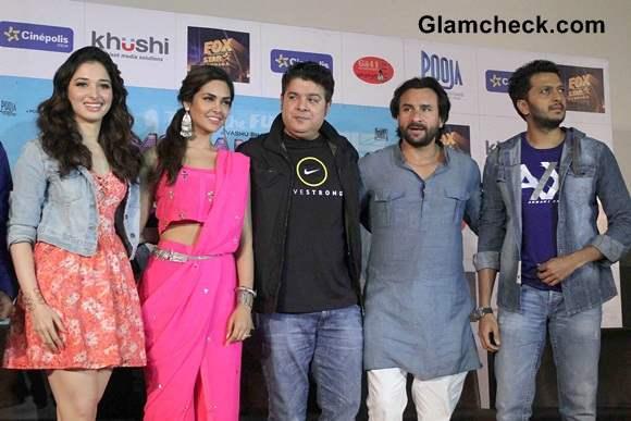 Humshakals Ahmedabad Promotions