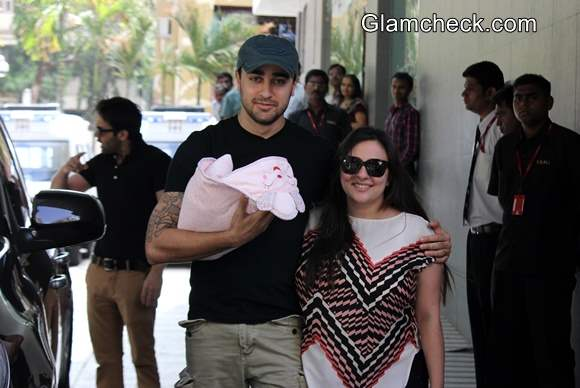 Imran Khan and Avantika Blessed with Baby Girl
