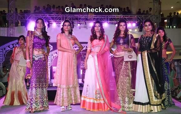 Indian Wedding Couture Show 2014 Geetanjali