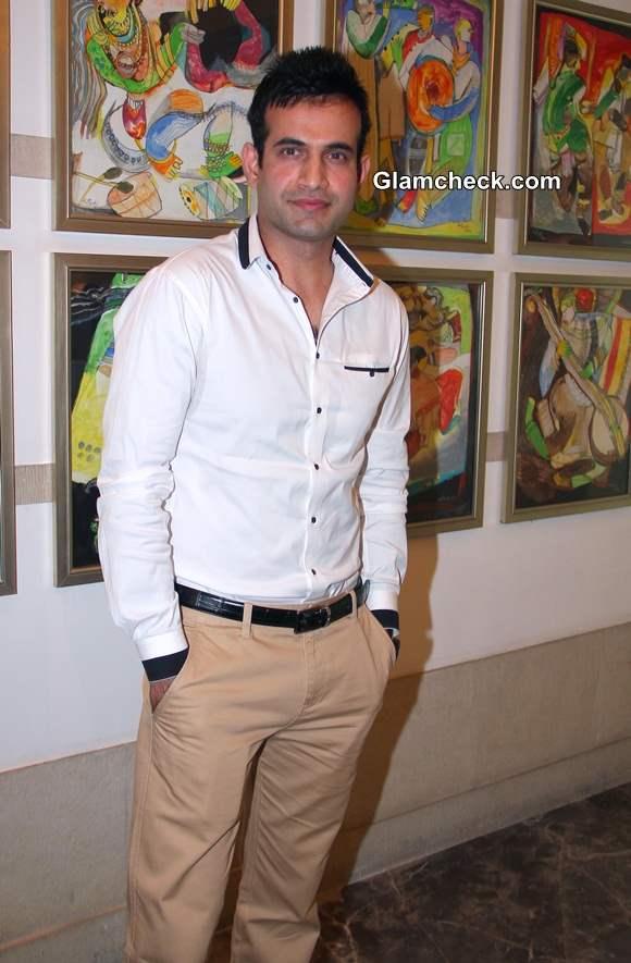 Irfan Pathan 2014