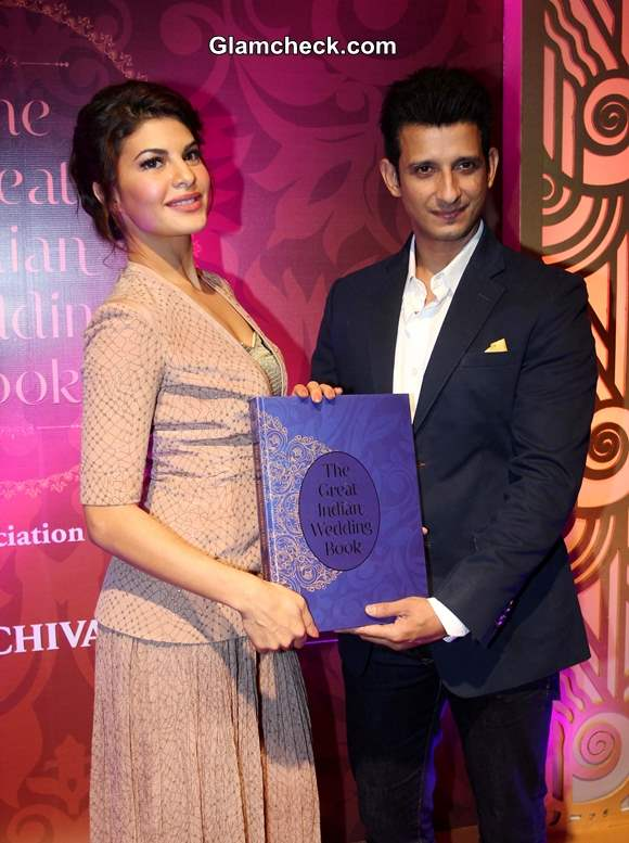 Jacqueline Fernandez Launches The Great Indian Wedding Book 2nd Edition