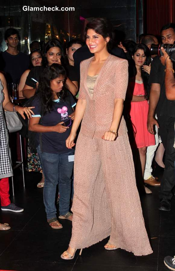 Jacqueline Fernandez at The Great Indian Wedding Book 2nd Edition Launch