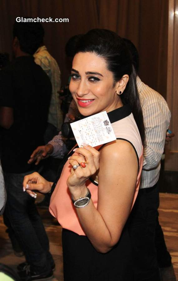 Karisma Kapoor 2014 endorsements