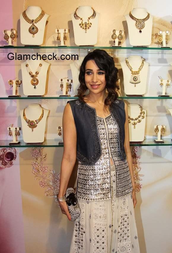 Karisma Kapoor in Lehenga 2014