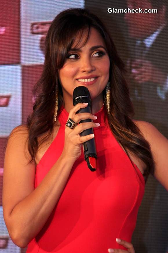 Lara Dutta at Colgate Event 2014